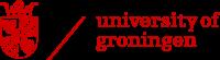 Rijksuniversiteit Groningen (University of Groningen), Holland logo